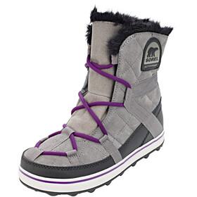 Sorel Glacy Expl**** Shortie Boots Women Quarry